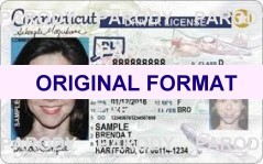 Connecticut driver license scannable fake id cards fake driver license fake identification fake new identity