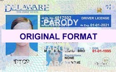 Delaware driver license scannable fake id cards fake driver license fake identification fake new identity