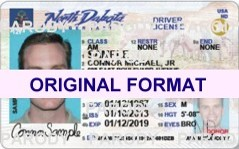 buy north dakota fake id scannable novelty fakeid with holograms